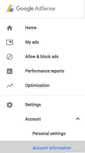 Google AdSense - ID de Editor
