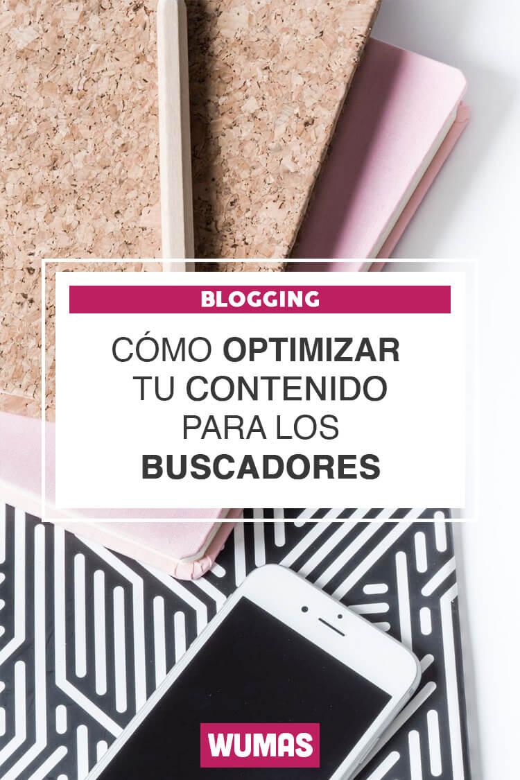 Cómo optimizar contenido para buscadores (SEO)